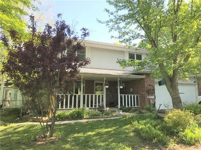 Single Family Home For Sale: 3 Redbird Drive