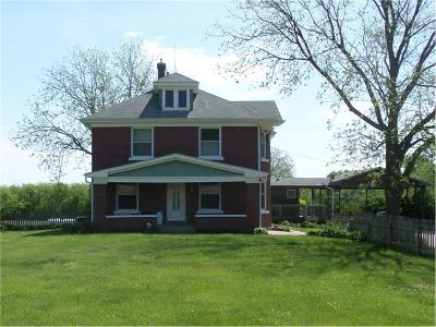 Atchison Single Family Home For Sale: 11073 State 7 Highway