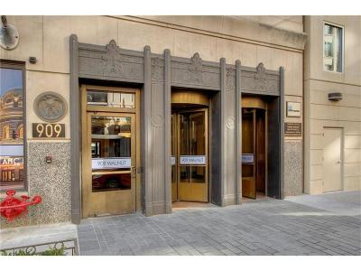 Condo/Townhouse For Sale: 909 Walnut Street #31