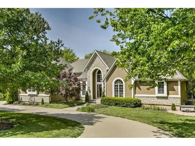 Lenexa Single Family Home For Sale: 8924 Redbud Lane