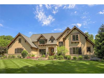 Mission Hills KS Single Family Home For Sale: $3,499,999