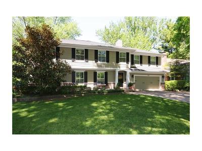Fairway Single Family Home For Sale: 5426 Windsor Lane