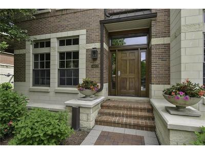 Kansas City Condo/Townhouse Show For Backups: 4955 Wyandotte Street