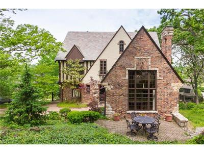 Kansas City Single Family Home For Sale: 840 Rockwell Lane