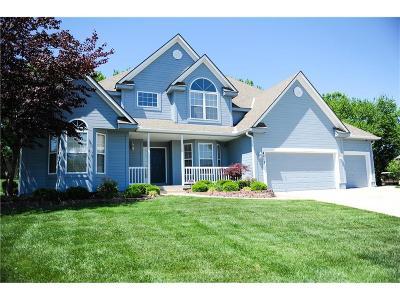 Lee's Summit Single Family Home For Sale: 4212 SE Saddlebrook Circle