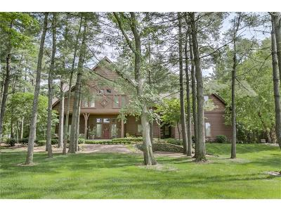 Johnson-KS County Single Family Home For Sale: 7055 W 181st Terrace