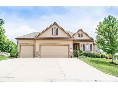 Grain Valley Single Family Home Show For Backups: 1017 SW Stoney Point Road