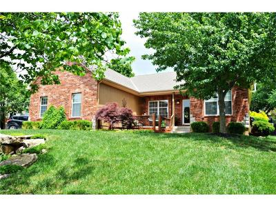 Lee's Summit Single Family Home For Sale: 3913 SW Windjammer Court