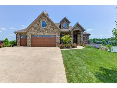 Kansas City Single Family Home For Sale: 4803 N 124th Court