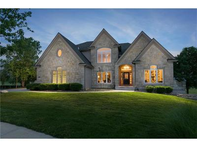 Lenexa Single Family Home For Sale: 9616 Vista Drive
