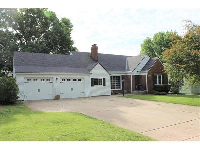 Roeland Park Single Family Home For Sale: 5601 Granada Street