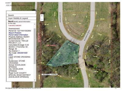 Clay County Residential Lots & Land For Sale: 2001 Brookside Circle