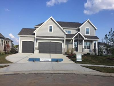 Johnson-KS County Single Family Home For Sale: 17809 England Street