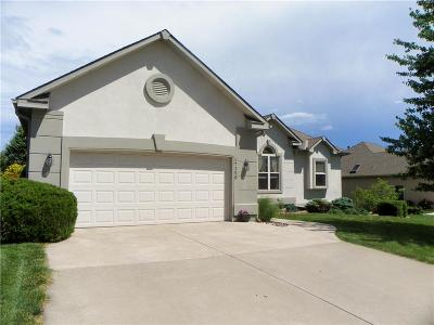 Independence Single Family Home Contingent: 17120 E George Franklin Drive