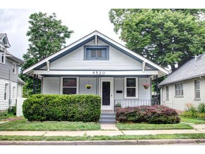 Single Family Home Sold: 4520 Wyoming Street
