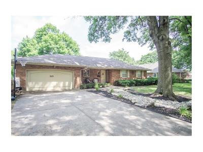 Lee's Summit Single Family Home For Sale: 515 NE Balboa Avenue