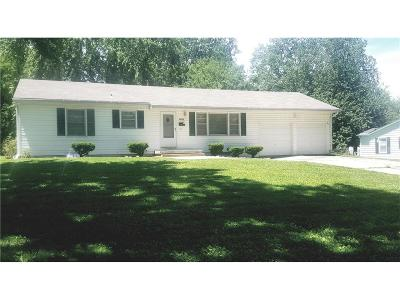 Raytown Single Family Home For Sale: 5400 Northern Avenue