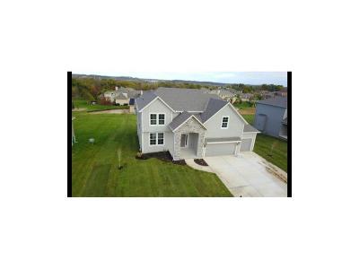 Shawnee Single Family Home For Sale: 23802 W 51st Terrace