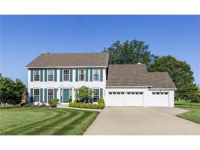 Johnson-KS County Single Family Home Show For Backups: 15268 Long Street