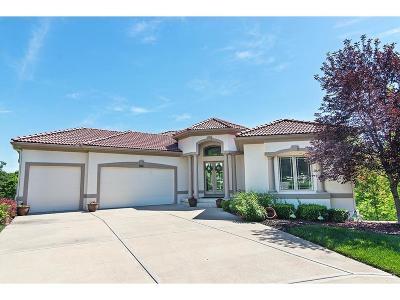 Lenexa Single Family Home For Sale: 8902 Quail Ridge Lane