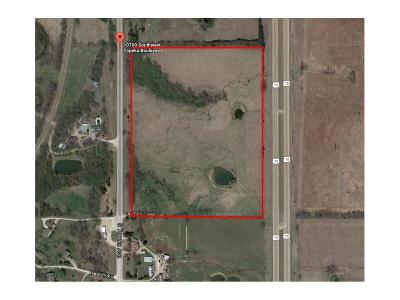Shawnee County Residential Lots & Land For Sale: 10700 SW Topeka Boulevard