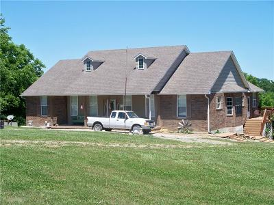 Warrensburg Single Family Home For Sale: 655 NW 201 Road