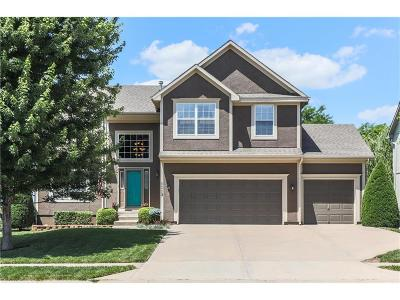 Lee's Summit Single Family Home Show For Backups: 1112 SW Blazing Star Drive