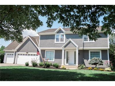 Shawnee Mission Single Family Home For Sale: 5501 Pflumm Road