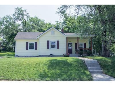 Bonner Springs KS Single Family Home Sold: $125,000