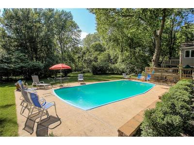Leawood Single Family Home For Sale: 9626 Sagamore Road