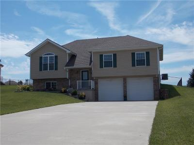 Atchison Single Family Home For Sale: 1705 Bluebird Court