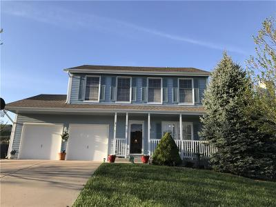 Platte City Single Family Home For Sale: 1309 Pleasant Hill Drive