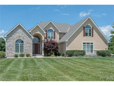 Platte City Single Family Home Show For Backups: 16420 NW 130th Street