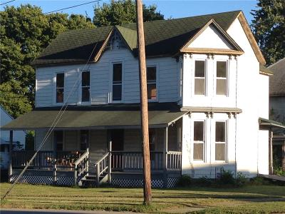 Livingston County Single Family Home For Sale: 444 Webster Street