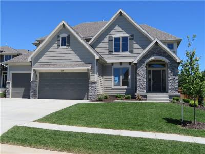 Shawnee Single Family Home For Sale: 6020 Lakecrest Drive