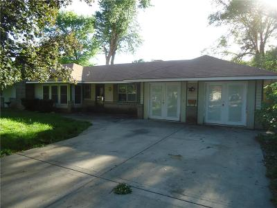 Blue Springs MO Single Family Home For Sale: $134,900