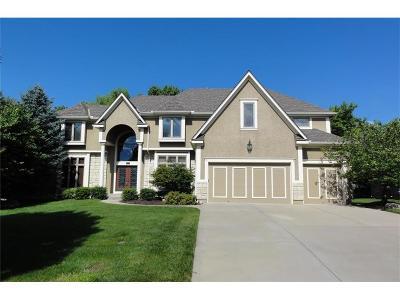 Leawood Single Family Home For Sale: 14714 Sherwood Street