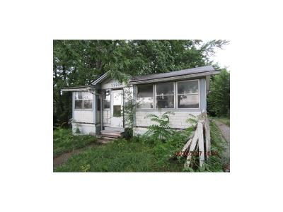 Independence MO Single Family Home For Sale: $10,000