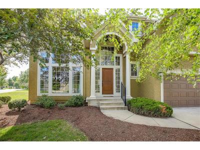 Leawood Single Family Home For Sale: 13212 Canterbury Street
