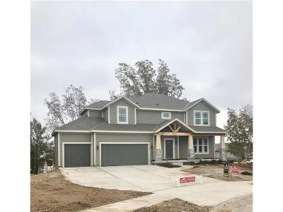 Shawnee Single Family Home For Sale: 23305 W 52nd Terrace