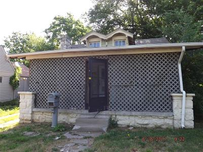 Kansas City MO Single Family Home Auction: $9,700