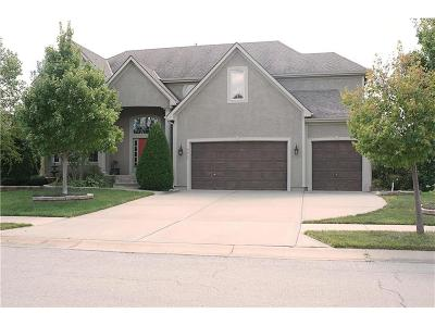 Lee's Summit Single Family Home For Sale: 2917 SW Muir Drive