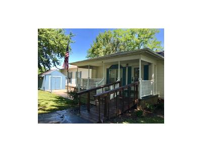 Raymore MO Single Family Home Show For Backups: $54,500