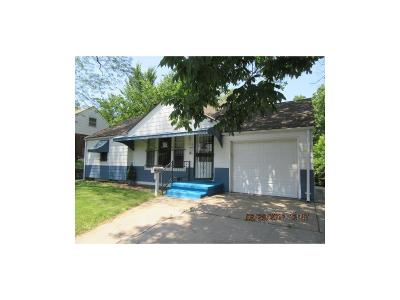 Kansas City MO Single Family Home For Sale: $22,800