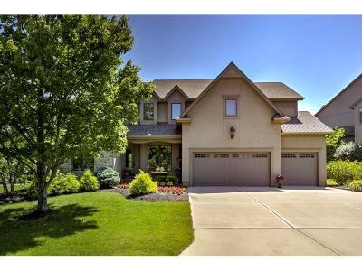 Leawood Single Family Home Contingent: 13219 Windsor Street