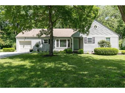 Leawood Single Family Home For Sale: 8325 Sagamore Road