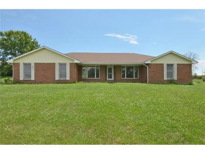 Smithville Single Family Home For Sale: 4185 Martin Road