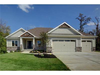 Lee's Summit Single Family Home For Sale: 2037 NE Bluestone Drive
