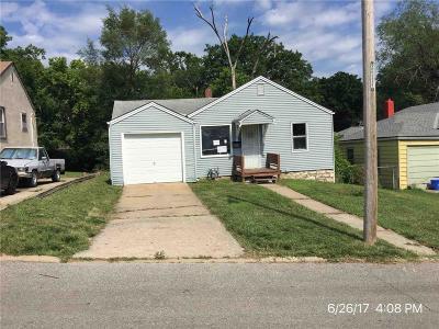 Kansas City MO Single Family Home Show For Backups: $22,900