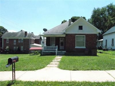 Atchison Single Family Home For Sale: 1008 Atchison Street